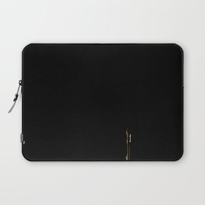 Sheba Logo Laptop Sleeve