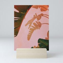 palm / florida Mini Art Print