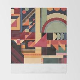 Pattern No.2 Throw Blanket