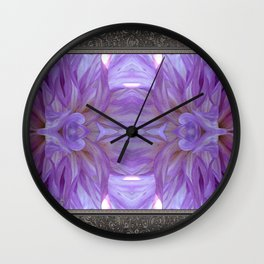 Mingus Randy Abstract Wall Clock
