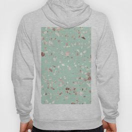 Minty Pink Hoody