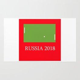 Russia 2018 Rug