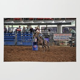 Texas Rodeo Rug
