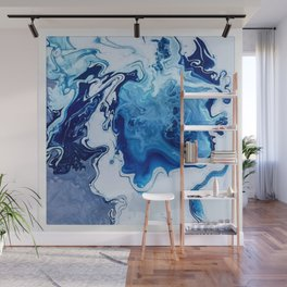 Windswept Seas Wall Mural