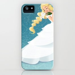 Lily Princess iPhone Case