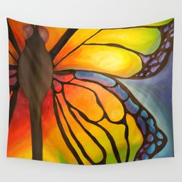 Flutter By Wall Tapestry