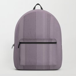Stripes in Pink Backpack