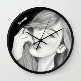 Lia Wall Clock