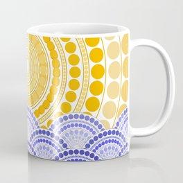 LIGHT OF DAWN (abstract tropical) Coffee Mug