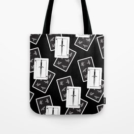Wraith - Six of Crows Tote Bag