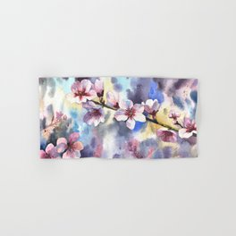 Blossoming almond Hand & Bath Towel