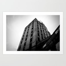 Mcartney hotel Art Print