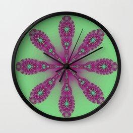 Fractal Series: 7b Wall Clock