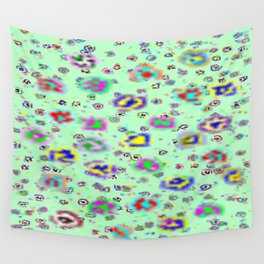 Regained from memory Wall Tapestry