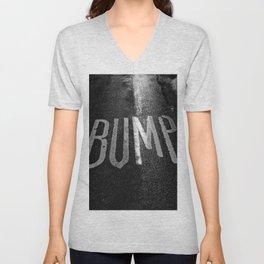 Bump Unisex V-Neck