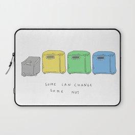Change yourself Laptop Sleeve