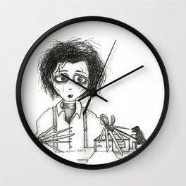 Ed Wall Clock