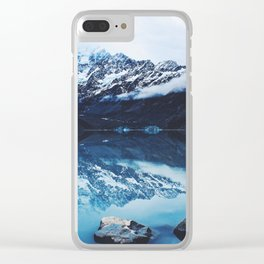 Glacial Lake Clear iPhone Case