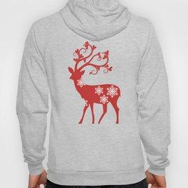 Vintage deers. Merry Christmas! Hoody