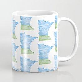 Minnesota Home State Coffee Mug