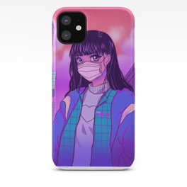 Shibuya Girl iPhone Case