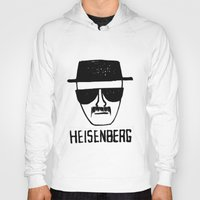 breaking Hoodies featuring Heisenberg - Breaking Bad Sketch by Bright Enough💡