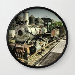 Havana Steamer Wall Clock