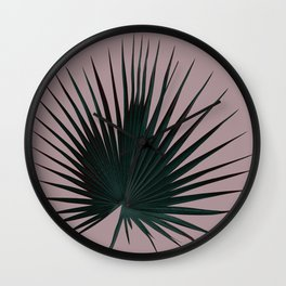 Palm Leaf Edition Wall Clock