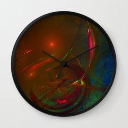 Bathory dream by Jean-François Dupuis Wall Clock