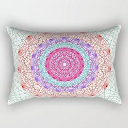 Vision of the future Rectangular Pillow