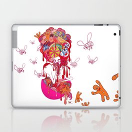Seven Deadly Sins 'Gluttony' Laptop & iPad Skin