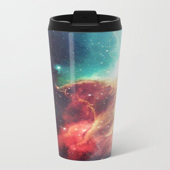First Stop: Universe Metal Travel Mug