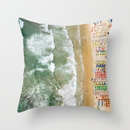 See you in Rio Throw Pillow
