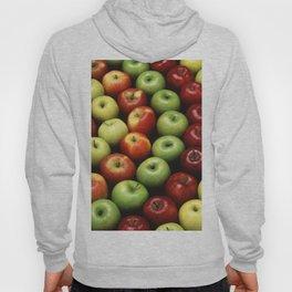 Various Types of Apples Hoody