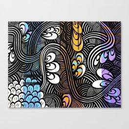 Toeseltons world Canvas Print
