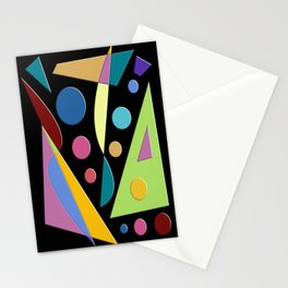 Abstract #315 Stationery Cards