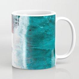 Guitar ocean Coffee Mug