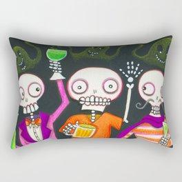 Halloween Happy Hour Rectangular Pillow