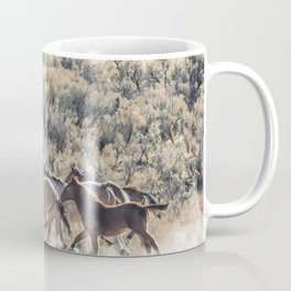 Running Mustangs, No. 1 Coffee Mug