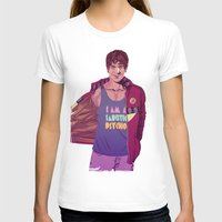 actor T-shirts featuring 80/90s - RS by Mike Wrobel