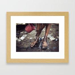 Asia 41 Framed Art Print