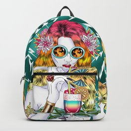 Beach Frenzy Backpack