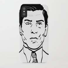 Charles 'Lucky' Luciano iPhone X Slim Case
