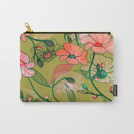Twinning #illustration #pattern Carry-All Pouch