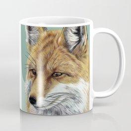 Fox Portrait 01 Coffee Mug