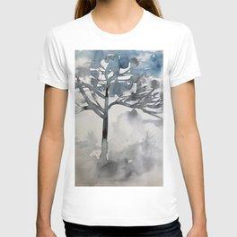 winter impression T-shirt