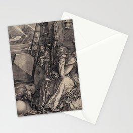 Albrecht Dürer - Melancolia I (1514) Stationery Cards