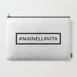 #MAINELLAVITA Carry-All Pouch