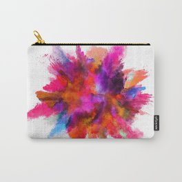 Colorful explosion Carry-All Pouch