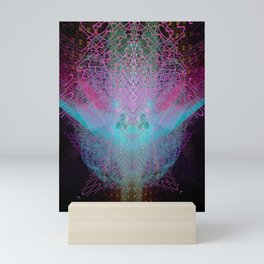 Scramble Light Entity Mini Art Print
